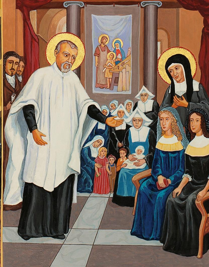 St Vincent De Paul Parish Welcome
